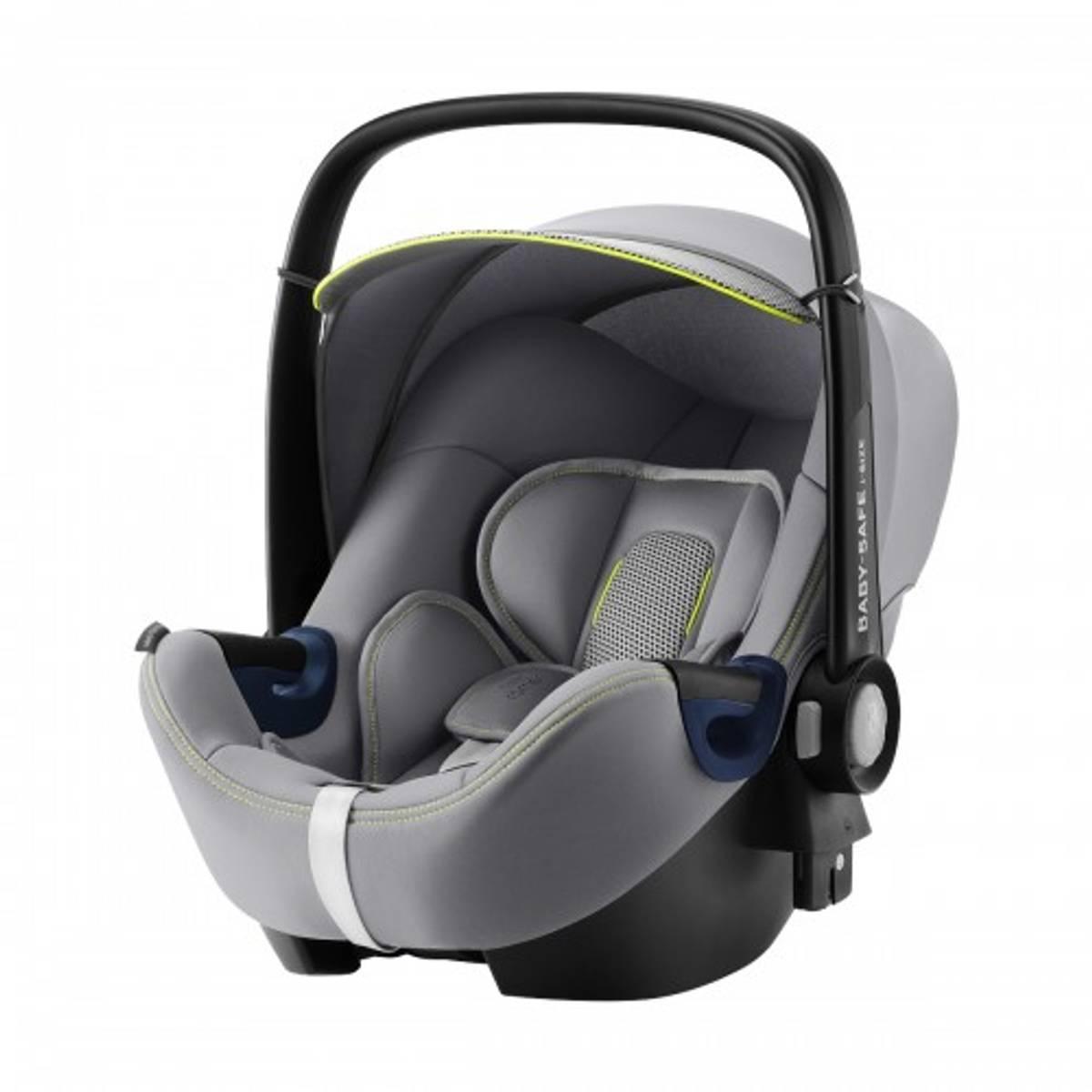 Bilstol Britax BABY-SAFE² i-SIZE Cool Flow Silver